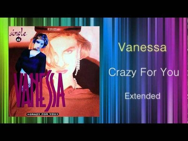 Vanessa - Crazy For You (KEN HIRAYAMA MIX)