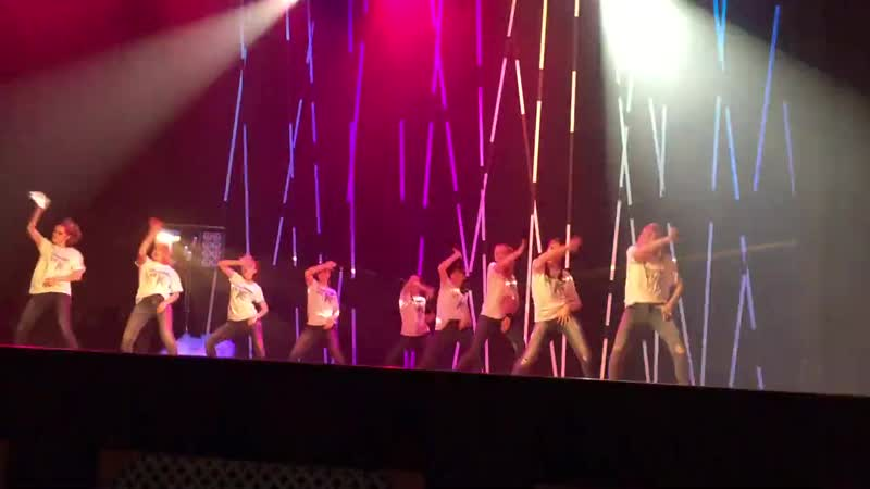 GDTAEYANG - Good Boy (cover by Dance Team ICE)