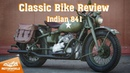 Classic bike review: 1941, Indian 841