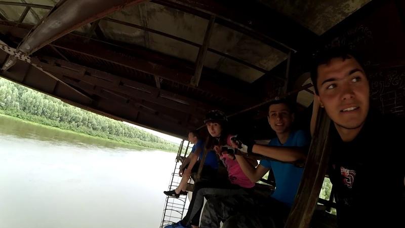 Місто Мена, річка Десна і хороший день з друзями