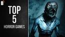 ТОП 5 игр ужасов. ТОП 5 хорроров, пугающих атмосферой