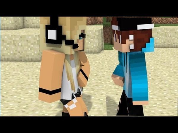 NEW Minecraft Song Psycho Girl 11 - Psycho Girl VS Herobrine- Minecraft Animation Music Video Series
