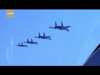Pla air force promotional video (j-20)