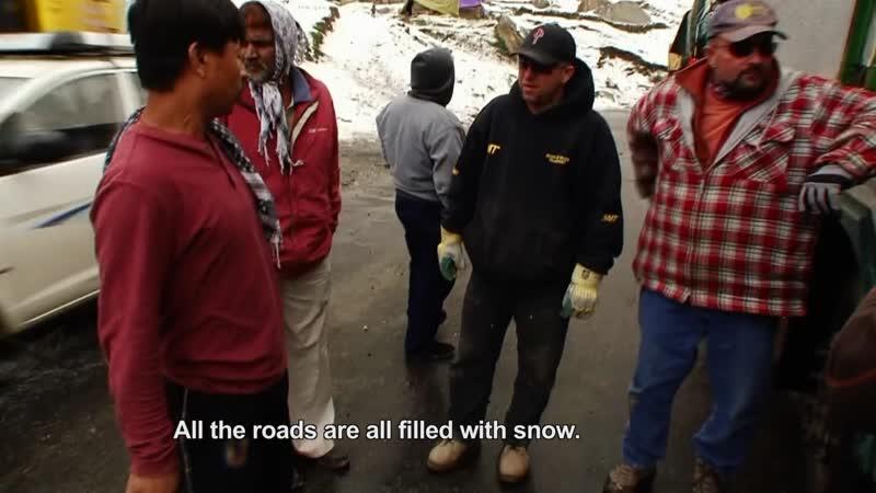 IRT Deadliest Roads 1x07 Cut off