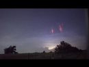 Астроном любитель заснял редчайший околоземный феномен появление спрайтов