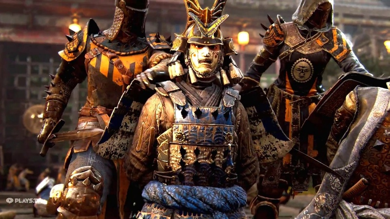 For Honor: Samurai Story Tribute - Ready Or Not [NO HUD GMV]