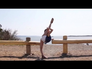 SLs Anna McNulty Musical.ly Compilation - Amazing Flexibility on Musically
