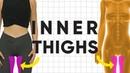 5 изолирующих упражнений на внутреннюю часть бедер 5 Inner Thigh Isolations That'll Tone Your Legs Like Crazy
