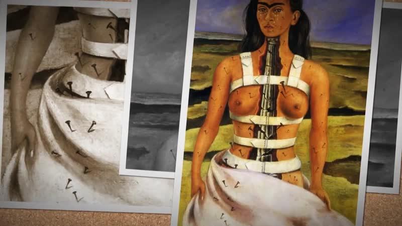 Фрида Кало-мексиканская художница
