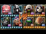 Forces Of Nature - Teenage Mutant Ninja Turtles Legends