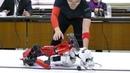 Соревнования роботов в Японии
