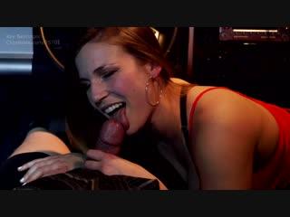 [clips4sale] xev bellringer - hooker sister gives blow job in car