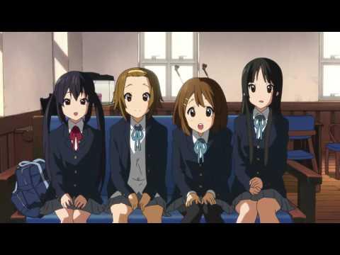 [K-on!] Tsumugi tries a new song