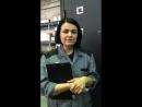 Контроль качества открывание закрывание двери и качество фурнитуры