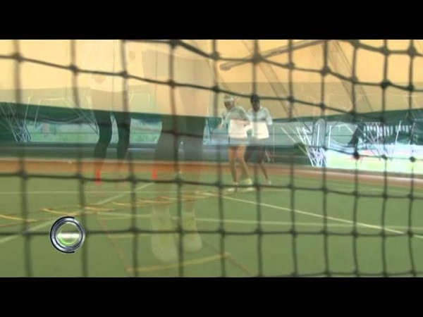 Yaroslav Sorokin teachs us a technics to play better and Davydenko in tennis Master'S