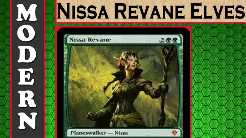 NISSA REVANE ELVES in Modern - Jank or Dank