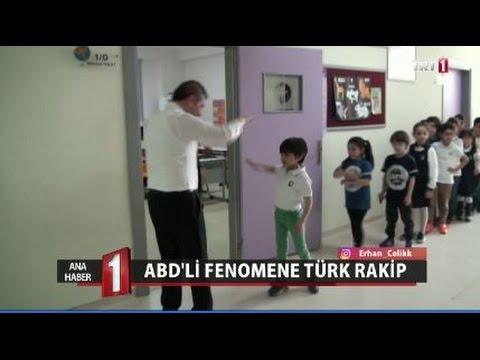 Her Öğrencisiyle Tek Tek Selamlaşan Fenomen Türk Öğretmen...