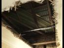 Обрушился потолок