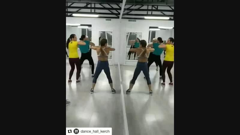 Зумба! Студия DANCE HALL
