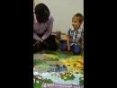 Денис (4 года) и Саймон обсуждают Африку!