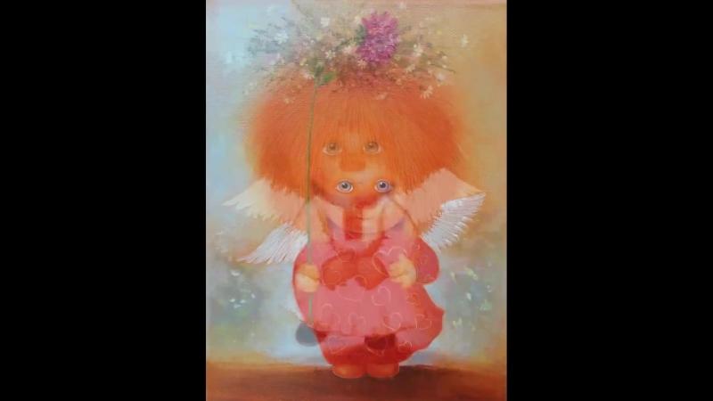«Ангелы от Галины Чувиляевой.»