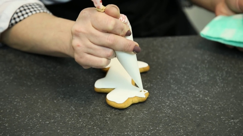 Новогодний декор для пряников: идеи для новогоднего волшебства!| Pastila.by