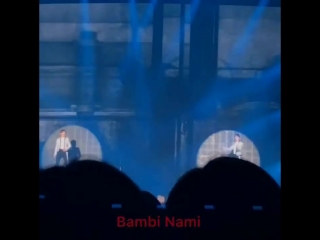 20180926 THSK TOMORROW CONCERT IN SAITAMA SUPER ARENA - TOMORROW - 東方神起 - Yippie Ki Yay