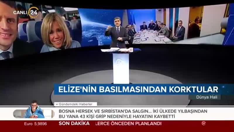 Selim Atalay ile Dünya Hali (07.02.2019)