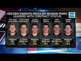 NHL Tonight: Vegas' future May 25, 2018