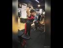 Подсобное упражнение для жима лёжа