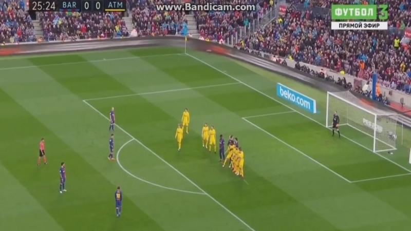 Атлето-Барселона (за кадром)