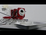 Блюющий робот