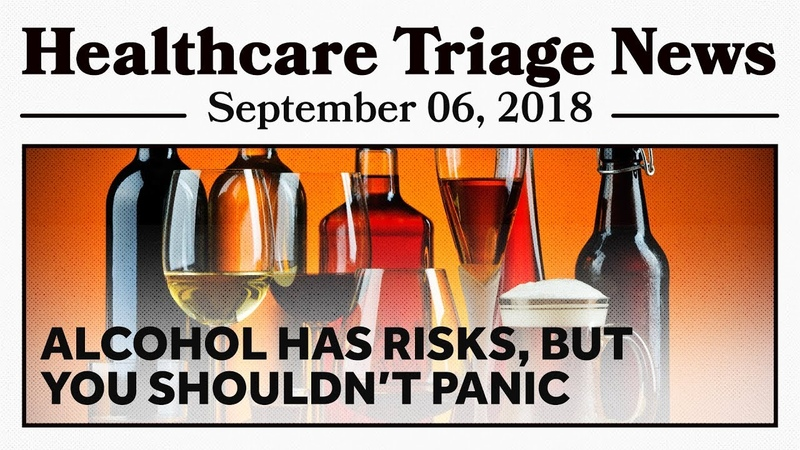 That Booze News? Look Past the Headlines and Don't Panic