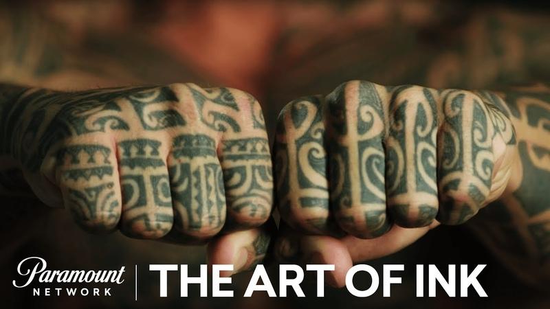 Polynesian Tattoos The Art of Ink (Season 2) Digital Exclusive | Paramount Network