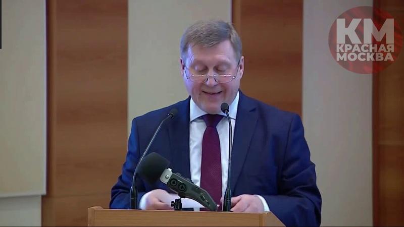 Анатолий Локоть: Городам-миллионникам необходим особый статус!