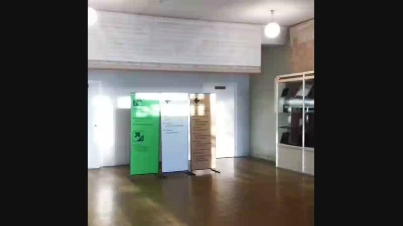 Бегу по библиотеке