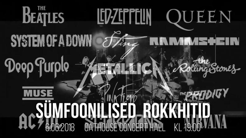 Rock Hitid | Tallinn, Cathouse (06.06.2018)