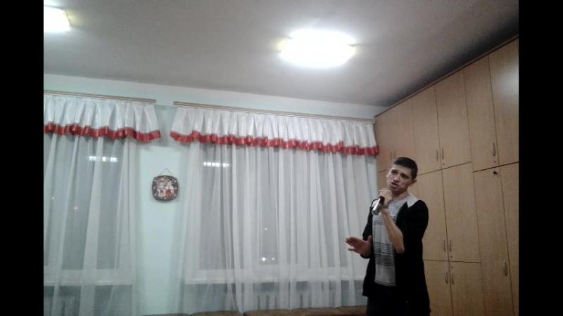 Олег Кирей - Танцы на стёклах (репетиционный вариант)