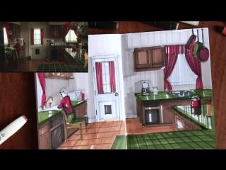 🎄home alone 👦🏼 интерьер из фильма Один дома