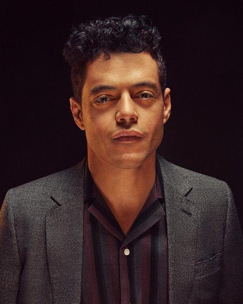 Rami Malek Backstage Magazine, 2018