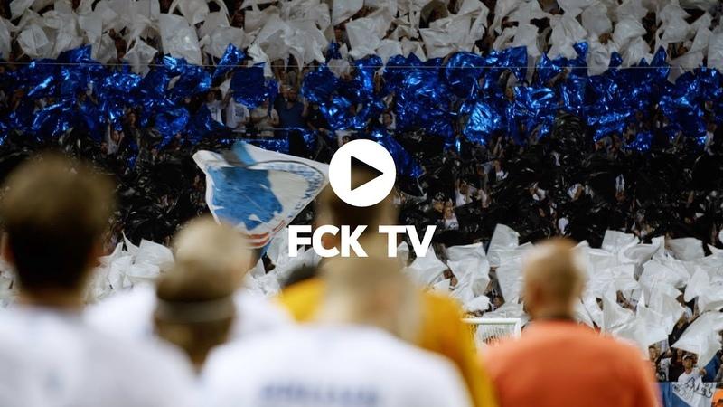 Flag og farver Se den smukke tifo fra Zenit-kampen