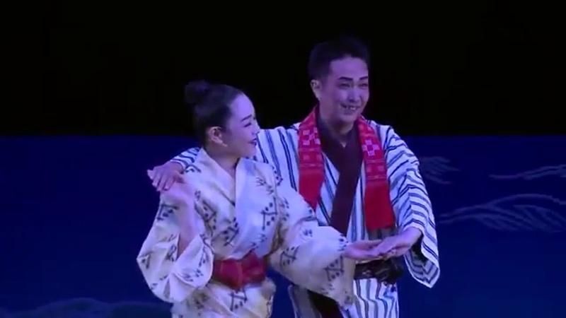 Гастрольный спектакль Ослепительная Окинава в СамАрте