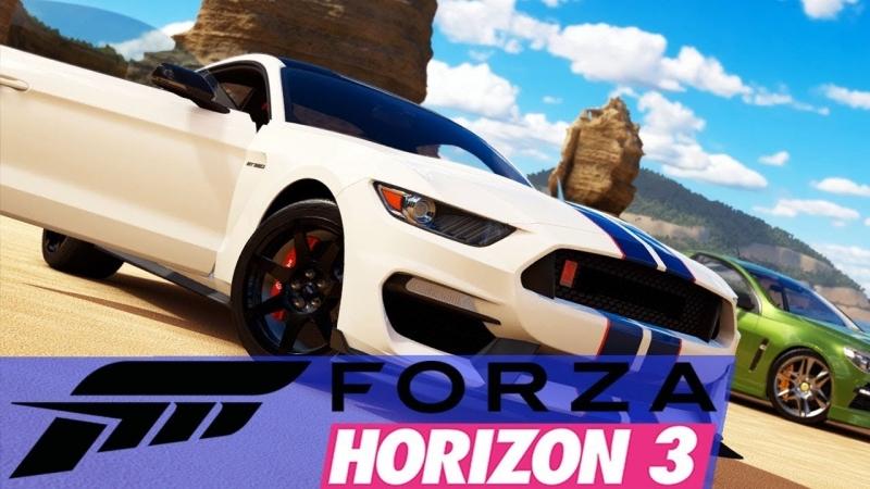 Live Forza Horizon 3