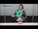 Self-leveling robotic spoon for people with disabilities