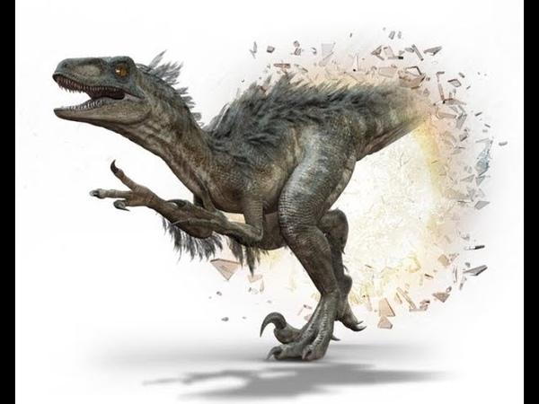 Primeval - Utahraptor
