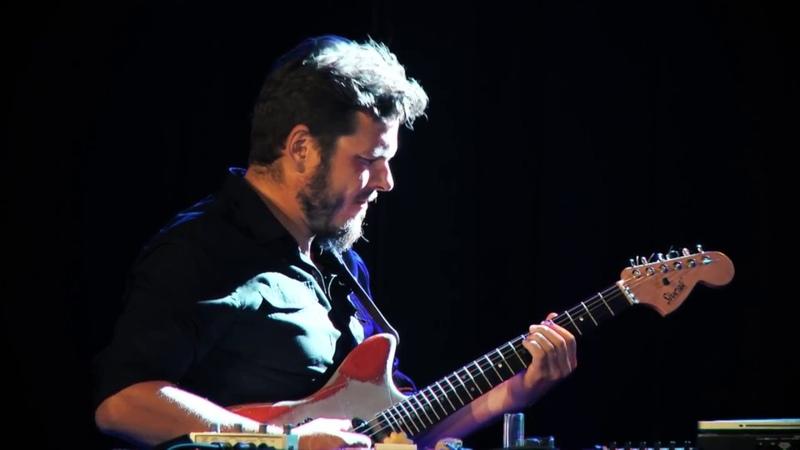 Hevhetia 2017: David Kollar Arve Henriksen live in Košice