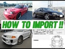 How To Import a Car From Japan EXPLAINED