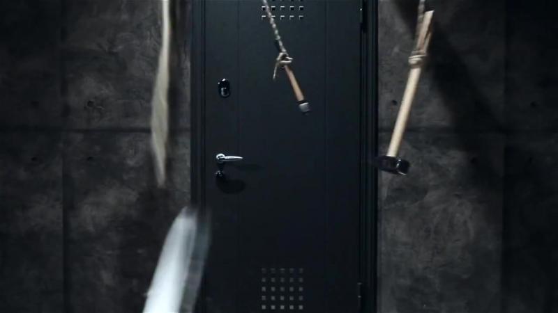 Дверь Super Omega 10 от Torex - ударопрочная