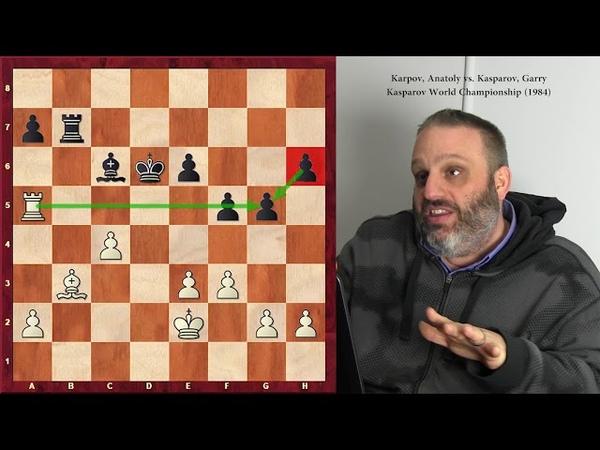 Endgames of Anatoly Karpov, with GM Ben Finegold