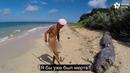 Японец 29 лет живет один на острове